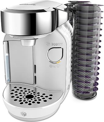 Кофемашина капсульная Bosch Tassimo TAS 7004 Caddy