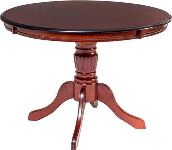 цены на Стол раскладной M-CITY LILIYA/OLIVIA DM-T4EX4 TOBACCO (90 x 125)  в интернет-магазинах