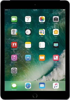 Планшет Apple iPad (2018) 128 Gb Wi-Fi + Cellular Silver (MR 732 RU/A)