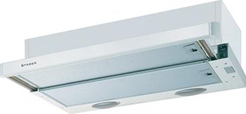Вытяжка Faber FLEXA W/GL A 60 м/кассета встраиваемая вытяжка faber flexa hip am x a 50 м кассета
