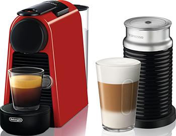Кофемашина капсульная DeLonghi Nespresso EN 85.RAE кофемашина капсульная delonghi nespresso en 560 w