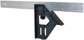 Угольник комбинированный Stanley 300 мм 2-46-017