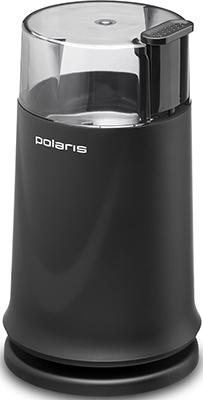 Кофемолка Polaris PCG 1317 электрич.чёрный кофемолка polaris pcg 0815a