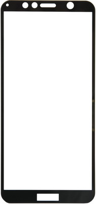 Защитное стекло Red Line Huawei Y6 Prime 2018 Full screen tempered glass черный смартфон huawei y6 prime 2018 16gb черный