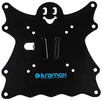 Фото - Кронштейн для телевизоров Kromax CASPER-201 BLACK кронштейн для телевизоров kromax flat 5 black