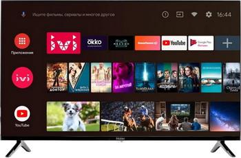 Фото - LED телевизор Haier 32 Smart TV BX приставка smart tv beeline ip tv ott без hdd swg2001a a