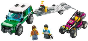 Конструктор Lego CITY ''Транспортировка карта'' 60288