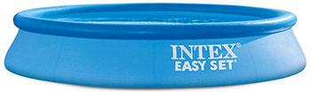 Фото - Бассейн Intex Easy Set 305х61 см 3077 л фил.-насос 1250 л/ч бассейн intex intex easy set 244х61 см 1942 л фил насос 1250 л ч