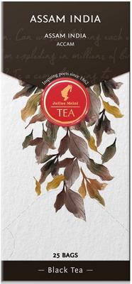 julius meinl семь морей чай улун листовой 50 г Чай черный Julius Meinl премиум Ассам 25 пак. 88582
