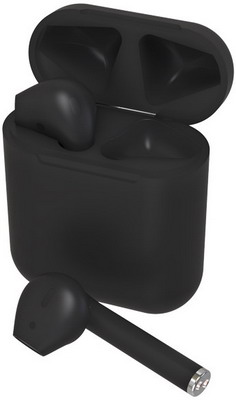 Фото - Вставные наушники Ritmix RH-825BTH TWS black вставные наушники ritmix rh 825bth tws white
