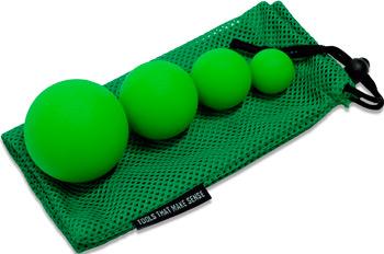Набор Original FitTools из 4 массажных мячей