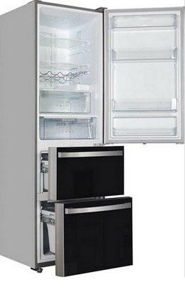 Многокамерный холодильник Kaiser KK 65205 S все цены