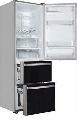 Многокамерный холодильник Kaiser KK 65205 S цены