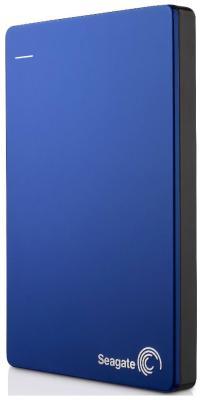 Внешний жесткий диск (HDD) Seagate USB 3.0 1Tb STDR 1000202 BackUp Plus Portable Drive 2.5 синий netac k308 500gb usb 3 0 2 5 external hard drive hdd dark blue