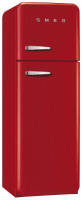 Двухкамерный холодильник Smeg FAB 30 RR1 двухкамерный холодильник smeg fab 30 lb1