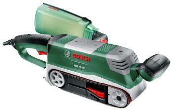 Фото - Ленточная шлифовальная машина Bosch PBS 75 AE (06032 A 1120) ленточная шлифмашина bosch pbs 75 aе 06032a1120