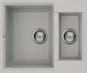 Кухонная мойка Elleci EASY 150 metaltek (79) aluminium LMY 15079 кухонная мойка elleci easy corner metaltek 79 aluminium lmycor 79