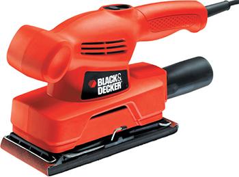цена на Вибрационная шлифовальная машина Black&Decker KA 300