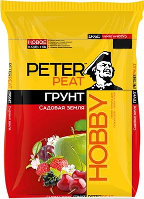 Грунт PETER PEAT Садовая земля линия ХОББИ 20л все цены