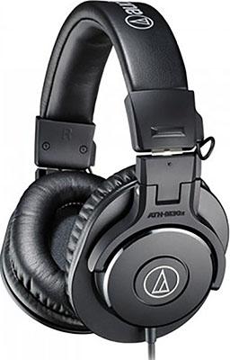 Фото - Мониторные наушники Audio-Technica ATH-M 30 X мониторные наушники audio technica ath m 30 x