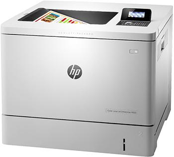 Принтер HP Color LaserJet Enterprise 500 color M 553 n (B5L 24 A)