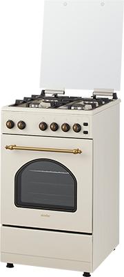 Газовая плита Simfer F 56 GO 42017 газовая плита simfer f 66 gw 42001