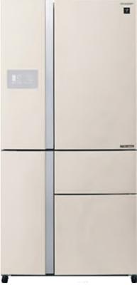 Многокамерный холодильник Sharp SJPX 99 FBE