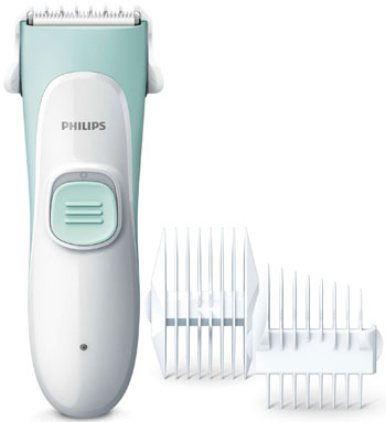 Машинка для стрижки детских волос Philips HC 1066/15 машинка для стрижки волос и бороды philips hc 5438 15