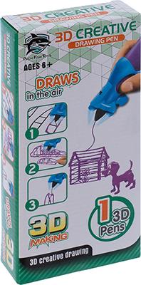 лучшая цена 3D-ручка 3D Making фиолетовый 1CSC 20003400