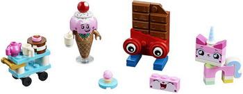 Конструктор Lego САМЫЕ лучшие друзья Кисоньки! 70822 LEGO Movie 2