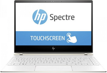 Ноутбук HP Spectre 13-af 007 ur  i7-8550 U (Ceramic White)