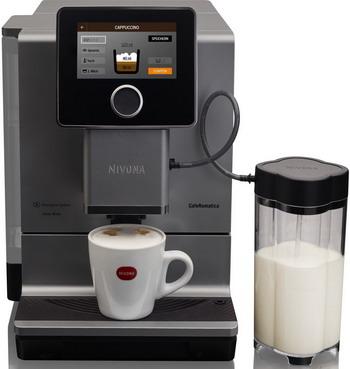 цена на Кофемашина автоматическая Nivona CafeRomatica NICR 970