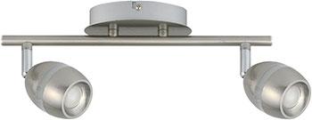 Светильник точечный DeMarkt Этингер 704022802 16*0 5W LED 220 V demarkt торшер demarkt этингер 704040503