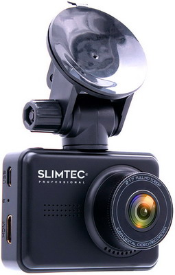Автомобильный видеорегистратор c WI-FI SLIMTEC