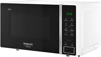 Микроволновая печь - СВЧ Hotpoint-Ariston MWHA 203 W микроволновая печь bbk 23mws 927m w 900 вт белый