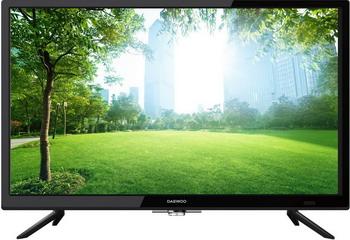 Фото - LED телевизор Daewoo L 24 A 610 VAE ноутбук hp 15 rb033ur 4us54ea amd a6 9220 2 5 ghz 4096mb 500gb dvd rw amd radeon r4 wi fi bluetooth cam 15 6 1366x768 dos