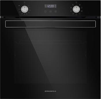 лучшая цена Встраиваемый электрический духовой шкаф MAUNFELD EOEM.769 B
