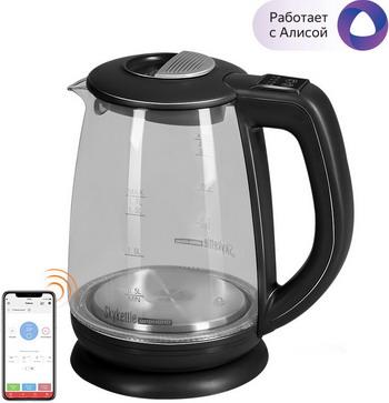 цены Чайник электрический Redmond SkyKettle RK-G 214 S Темно-серый