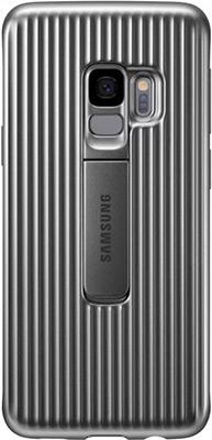 Чехол (клип-кейс) Samsung S9 (G 960) ProtectiveStanding silve EF-RG 960 CSEGRU