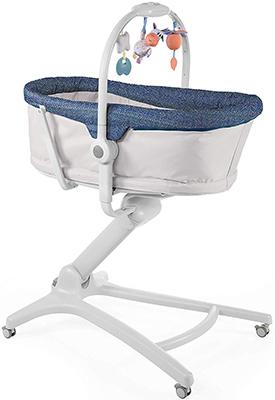 Кроватка-стульчик Chicco Baby Hug 4-в-1 (Spectrum)