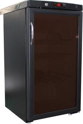 Винный шкаф Саратов 505-03-01 (со стеклом)