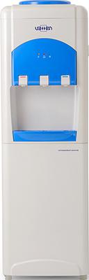 Кулер для воды Vatten V26WKB компрессорный с холодильником белый цена