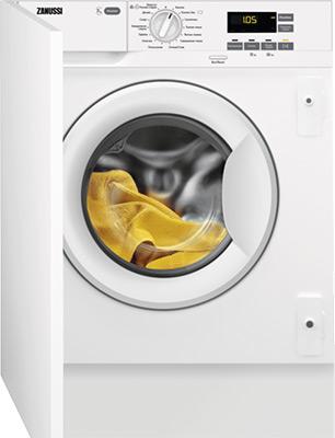 Встраиваемая стиральная машина Zanussi