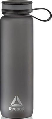 Бутылка спортивная Reebok Tritan 1 л (сер) RABT-14001GR