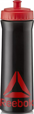 Бутылка спортивная Reebok 750 ml (черн-красн) RABT-11005BKRD недорго, оригинальная цена