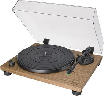 Проигрыватель виниловых дисков Audio-Technica AT-LPW40WN дерево