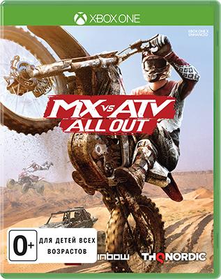 цена Игра для приставки Microsoft Xbox One MX vs ATV All Out в интернет-магазинах