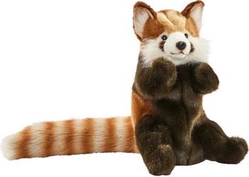Мягкая игрушка Hansa Creation 4027 Красная панда игрушка на руку 20 см aurora мягкая игрушка панда 12 см