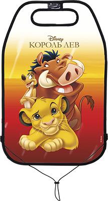 Фото - Накидка на спинку сидения Siger Disney Король лев саванна ORGD0101 накидка на спинку сидения siger safe 2 без карманов orgs0202