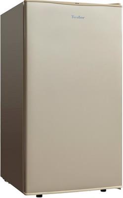 Однокамерный холодильник TESLER RC-95 CHAMPAGNE фото